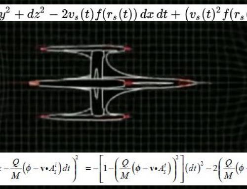 Warp Drive Propulsion within Maxwell's Equations
